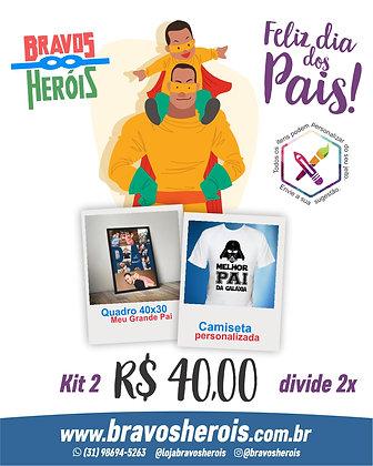 Kit 2 - Herói