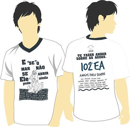 Camisa do 102º EA