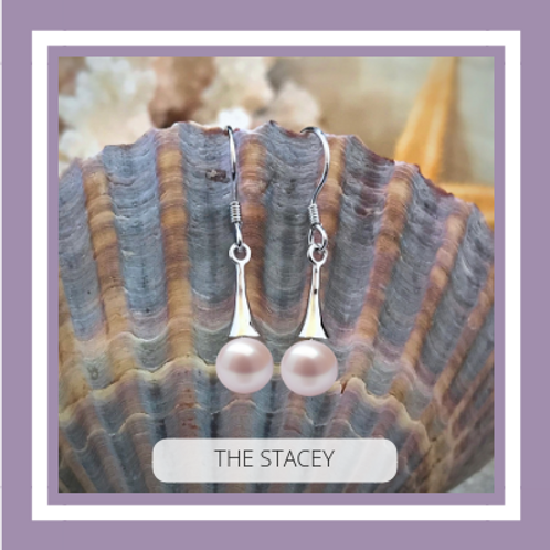 The STACEY earrings