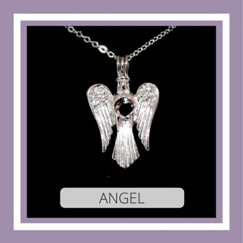 Silver Plated Angel