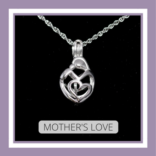 Sterling Silver Mother's Love