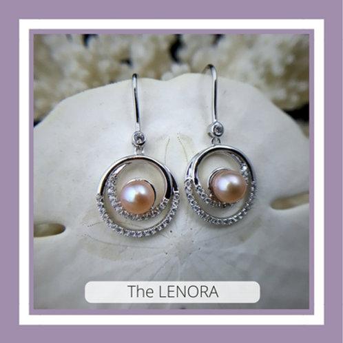 The LENORA earrings