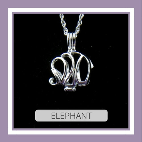 Sterling Silver Elephant
