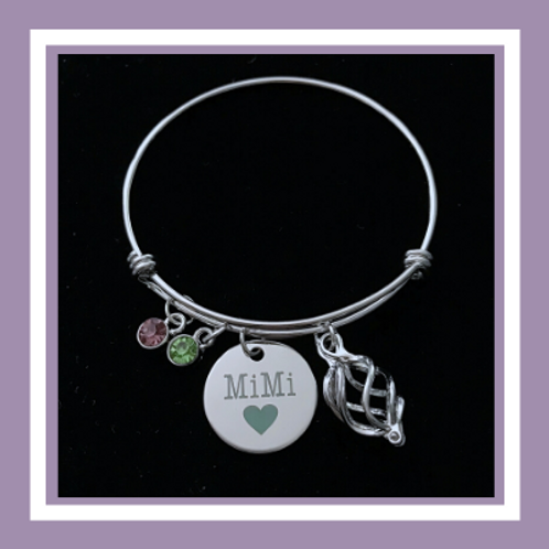 Mother's Day Birthstone and Charm Sale