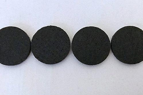 4 Additional Felt Pads (30mm round)