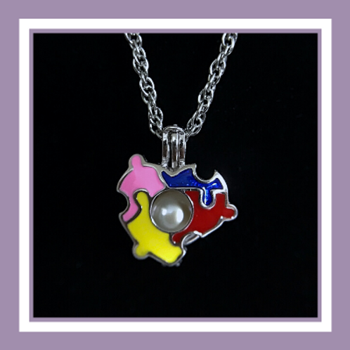 Autism Awareness Month Necklace Sale