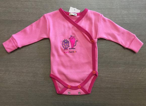 BonBon long sleeve body Light Pink