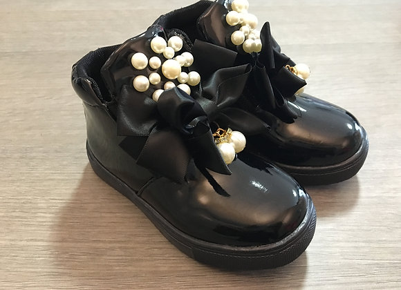 Black Pearl Boots