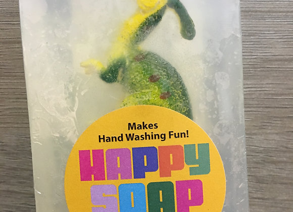Happy Soap - Toy in the soap