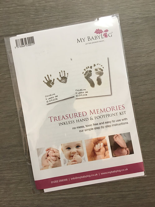 My Babylog - Treasured memories