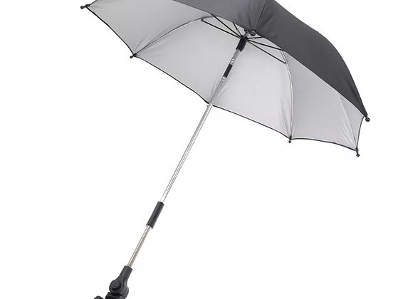 Buggy parasol with detachable clip