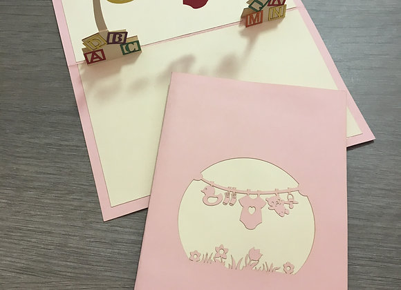 Pop Up Cards by Paper bear Ireland
