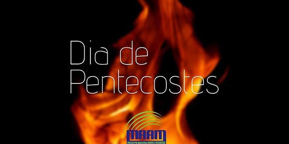 Celebración del Día de Pentecostés