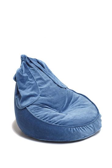 פוף ארנב- דגם כחול