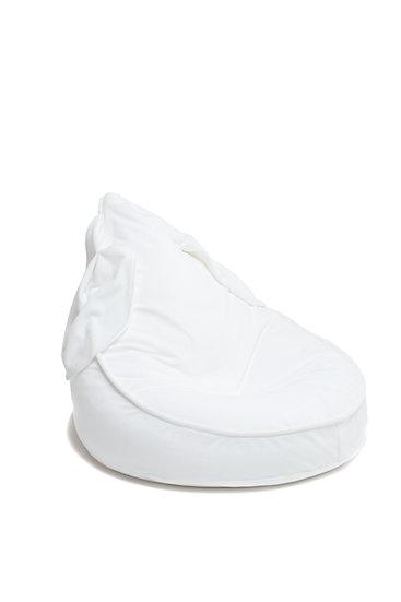 פוף ארנב - דגם לבן