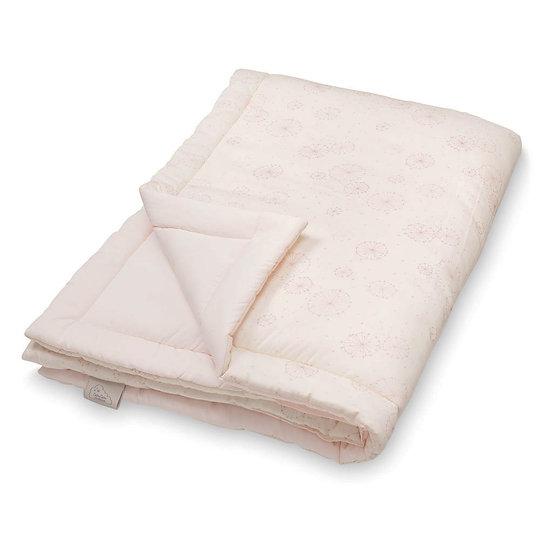 שמיכה - דגם ורוד