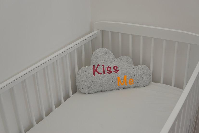 כרית ענן - kiss me