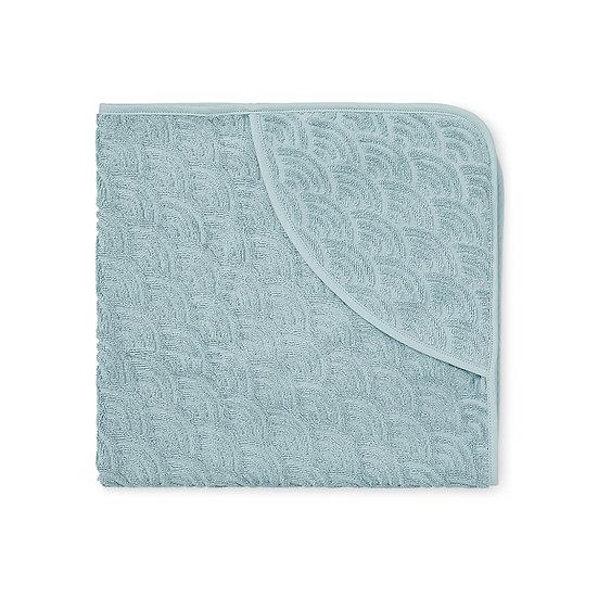 מגבת - גוון כחול