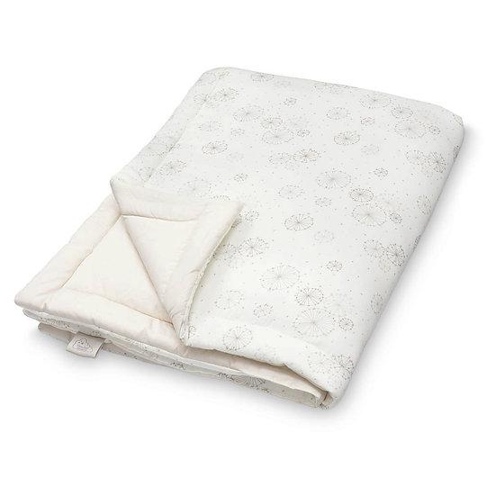 שמיכה - דגם קרם