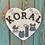 Thumbnail: תעודת לידה - דגם Love