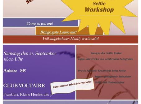 Selfie Workshop