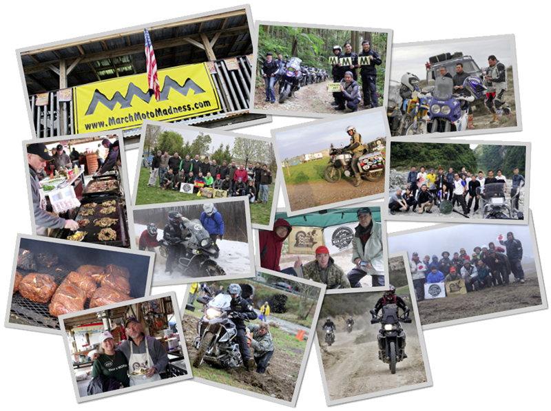 March Moto Madness... 'nuf said!