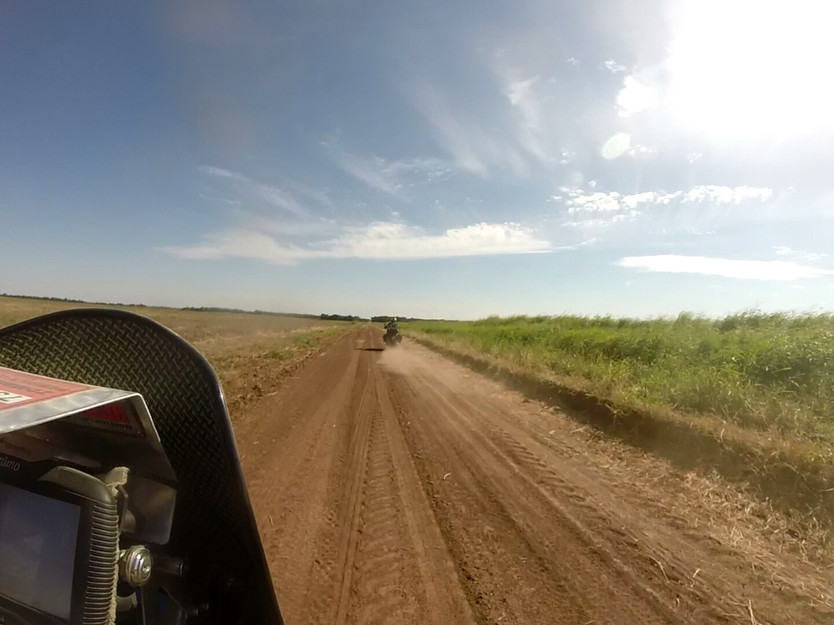 """""""Sand, silt, gravel and dust…welcome to Oklahoma"""""""