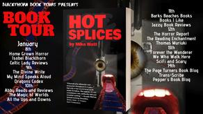 Hot Splices Book Tour