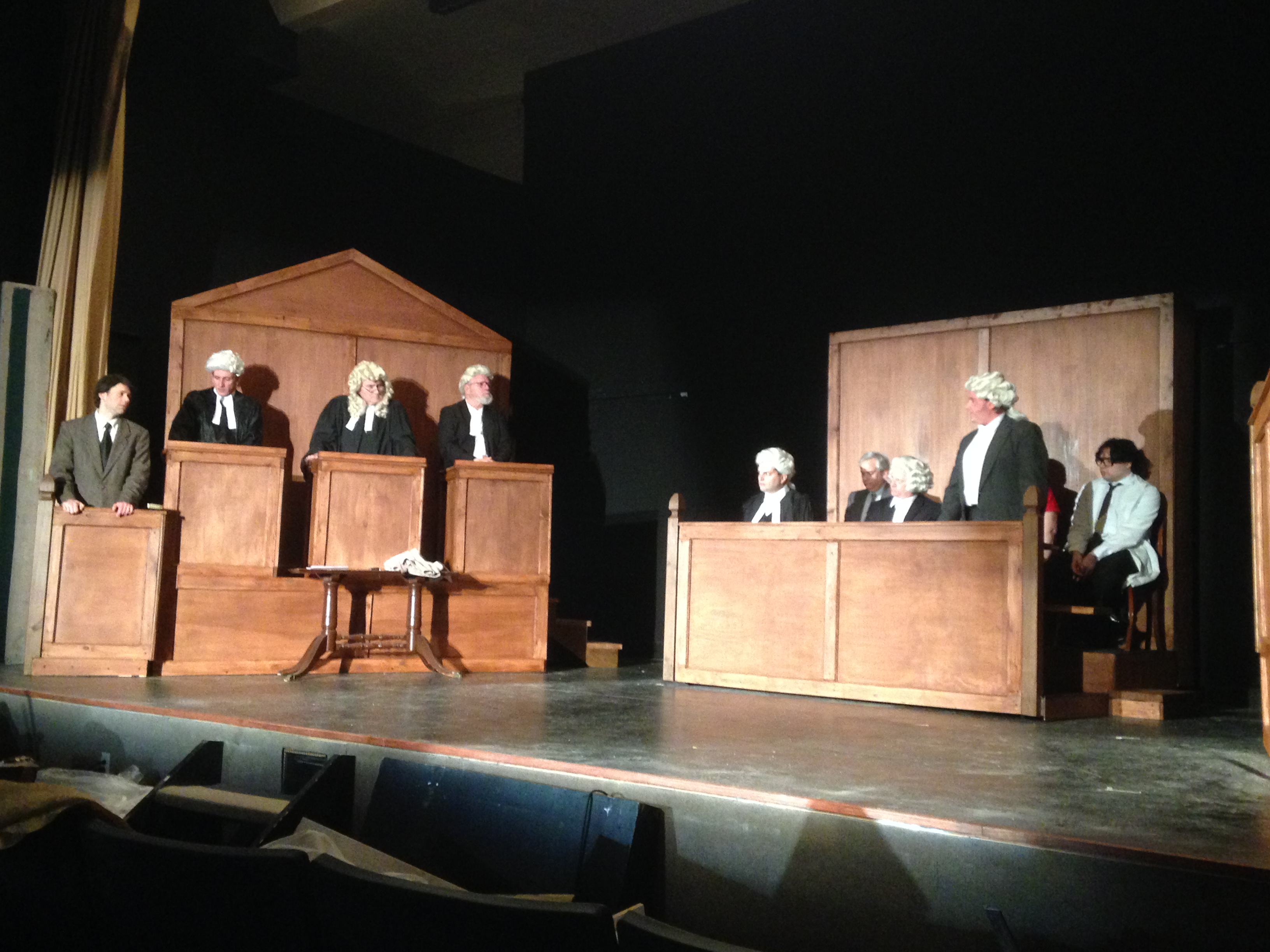 Witness for the Prosecution 2015