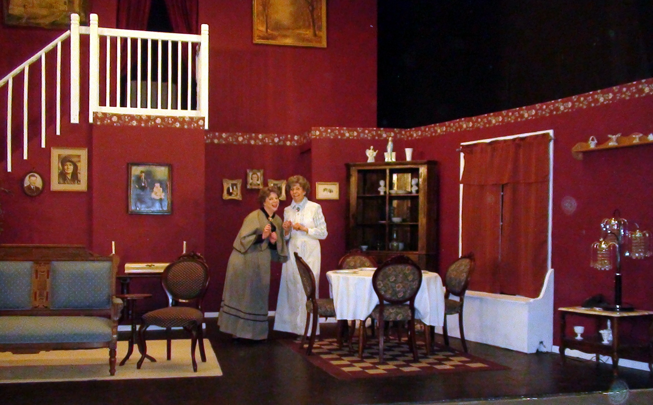 Arsenic and Old Lace- 2010