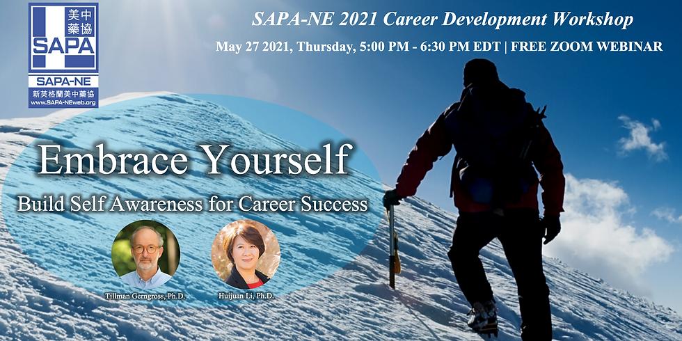 SAPA-NE 2021 Career Development Workshop