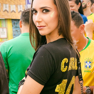 TORCIDA SEU ANTÔNIO - BRASIL x BÉLGICA