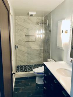 Bathroom remodel 02/2019