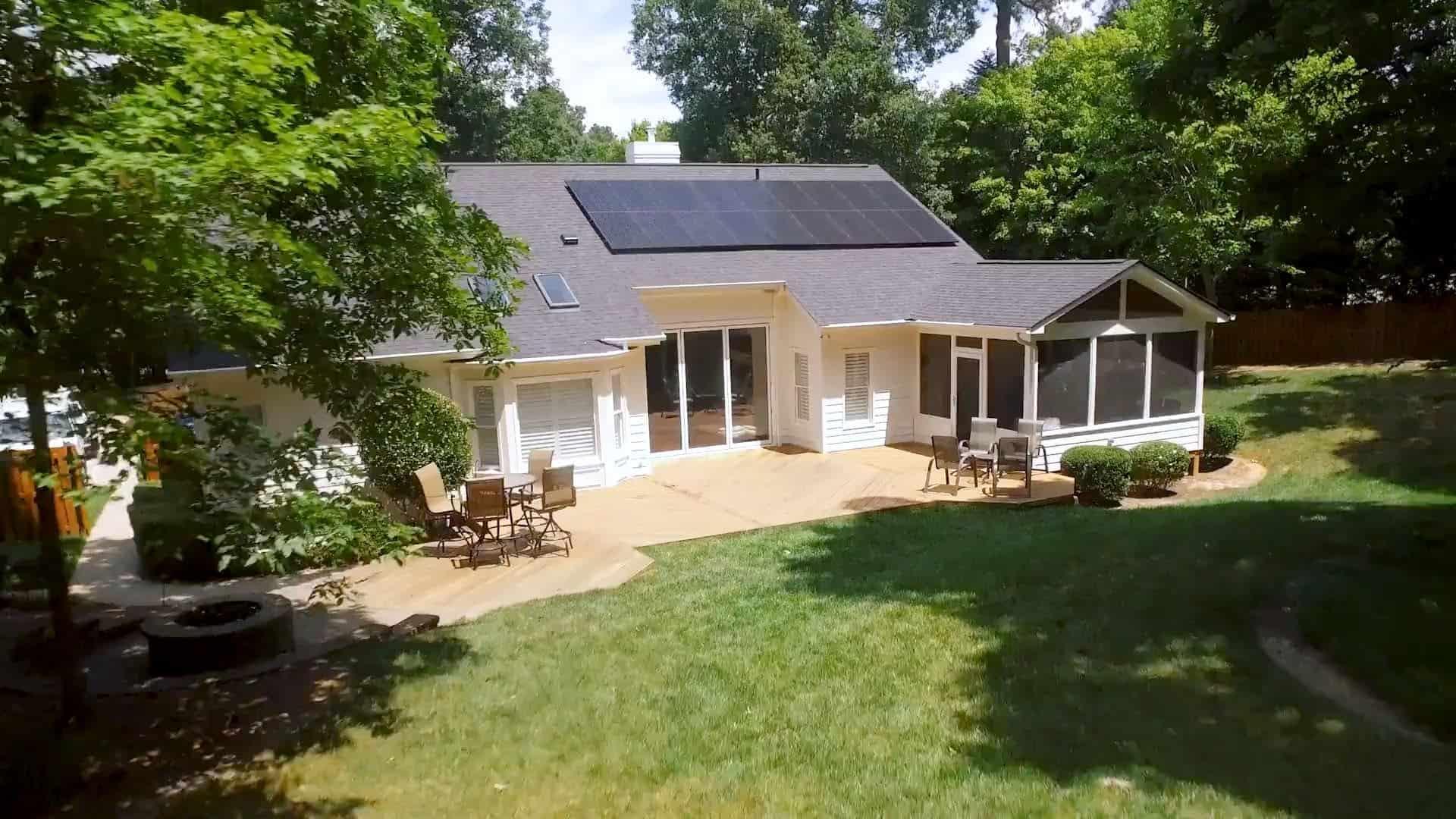 maison solar