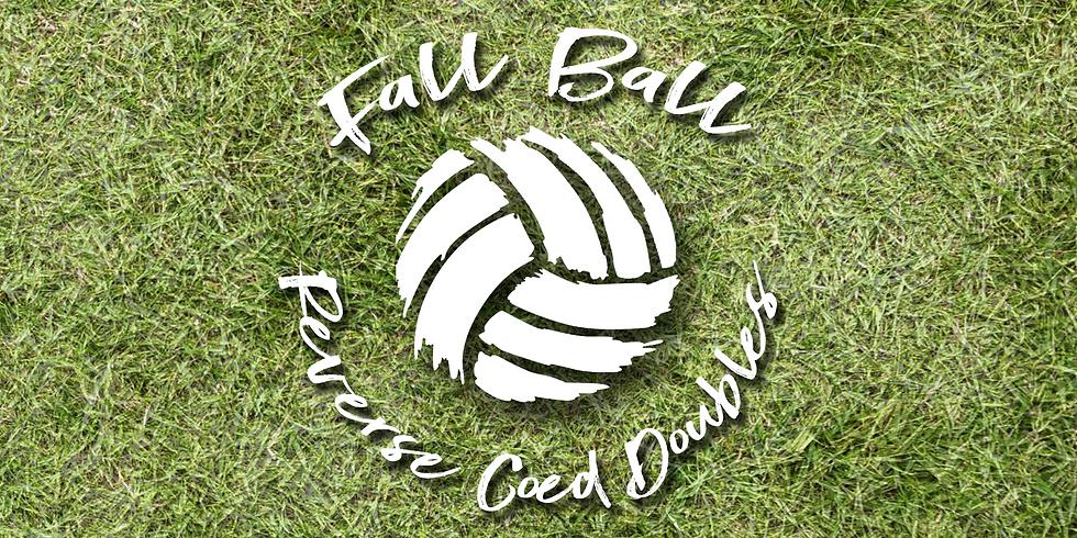 Fall Ball Reverse Coed Grass Doubles Tournament