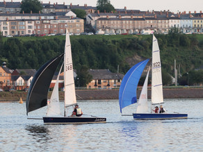 Inland National Championship & Welsh National Championship, supported by West Country Boat Repairs