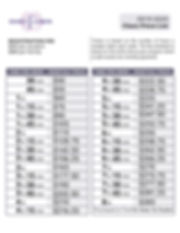 Dance Fusion_Class Price List_2019-2020-