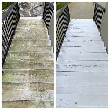 Steps - Before/After