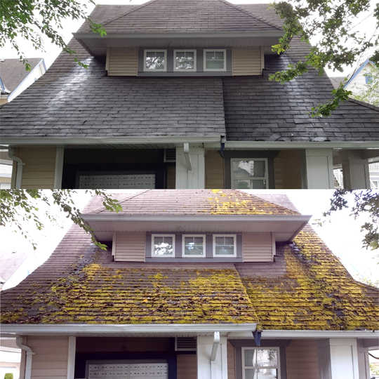 Granville Home - Before/After