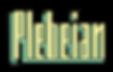 plebeian script logo transparent.png