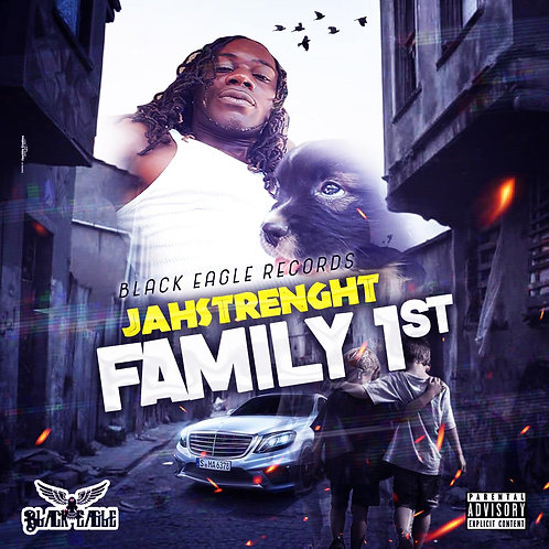 JAH STRENGHT- Family 1st