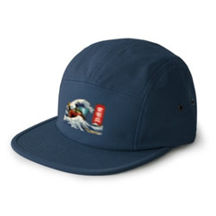 Wave Design Cap