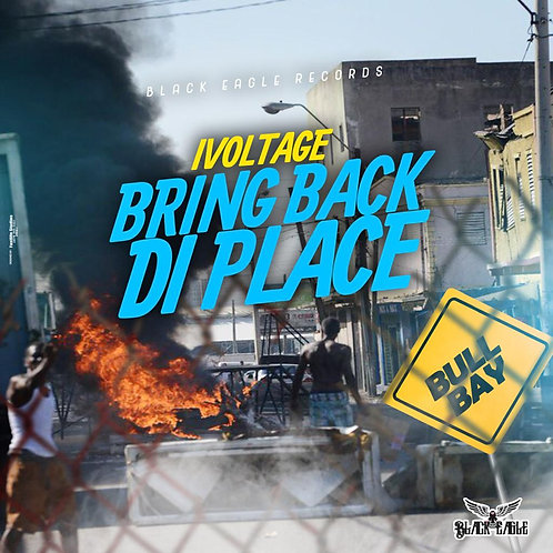IVOLTAGE-BRING BACK DI PLACE