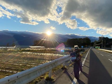 【秋・八ヶ岳】ルート俯瞰、RPP入賞者