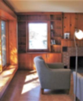 Minnesota lake cabin remodel