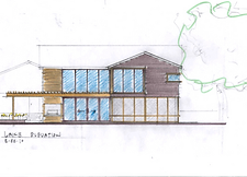 Residential architecture design process