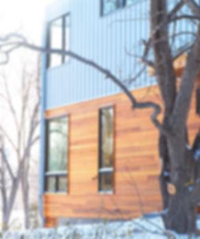 Minneapolis custom designed home