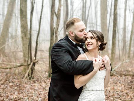 Cheyanne & Nate Frey: Backyard Micro-Wedding