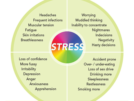 Stress Busting Game Changers