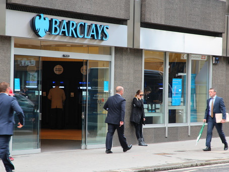 Report: Barclay's Has Spoken to UK Regulators About Possibly Utilizing Cryptocurrencies